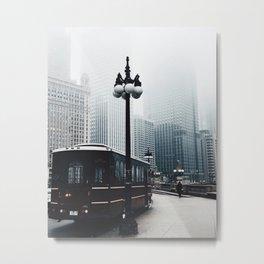 Chicago City Metal Print