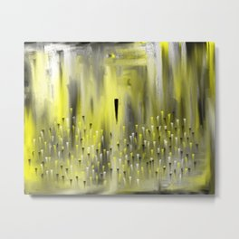 The Dictator - Abstract Metal Print