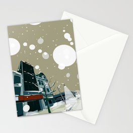 Wyndham Street Stationery Cards
