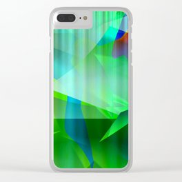 The Lightness of Being Random Clear iPhone Case