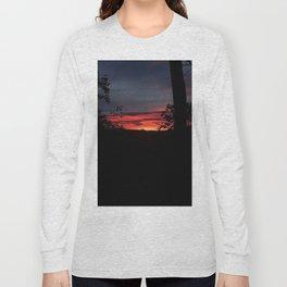 Sunset Long Sleeve T-shirt