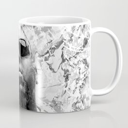 RIP BIGGIE (BLACK & WHITE VERSION) Coffee Mug
