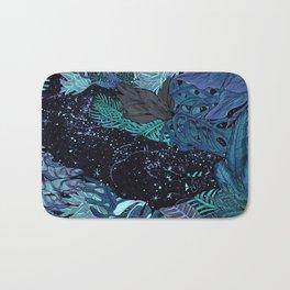 The Jungle at Night Colour Version Bath Mat