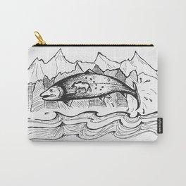 Wild Alaska Carry-All Pouch