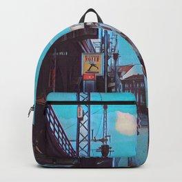 Berlin City Streets Backpack