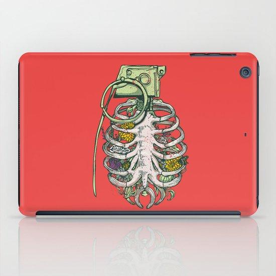 Grenade Garden iPad Case