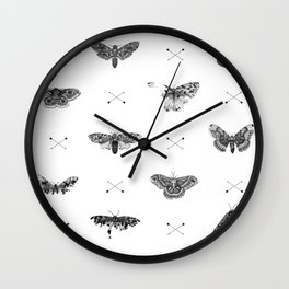 Nightfallen 2 Wall Clock