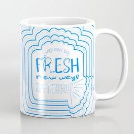 Fresh New Ways – Blueberry Coffee Mug