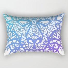 Heart of a Lion Rectangular Pillow