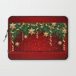 Christmas shopwindow Laptop Sleeve