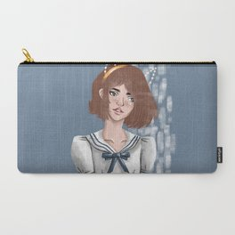 Catty Schoolgirl Carry-All Pouch