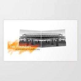 ad Art Print