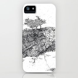 McWay Falls Part 2 iPhone Case