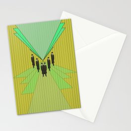 spies are everywhere Stationery Cards