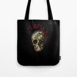 skull#01 Tote Bag