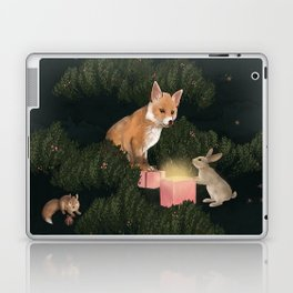 the peace offering Laptop & iPad Skin