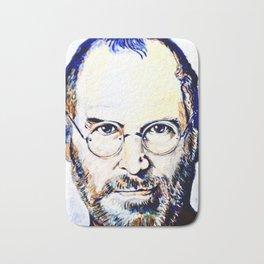 Steve Jobs Bath Mat