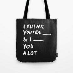 ____ Tote Bag