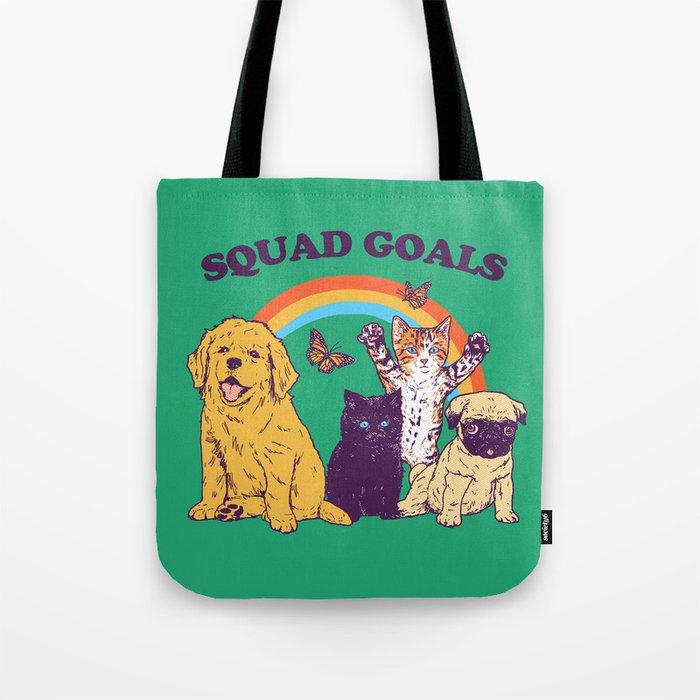7c921e9b97 Squad Goals Tote Bag by wytrab8