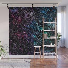 Octopus Galaxy Wall Mural