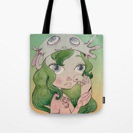 My Lovely Axolotls Tote Bag