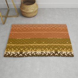 Desert Plateau Tread Plate Rug