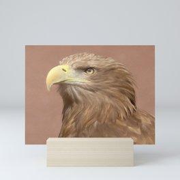 Sea Eagle Mini Art Print