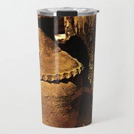 Ancient Jar Travel Mug