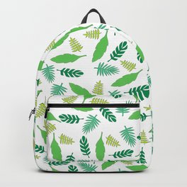 Jungle Leaves Backpack