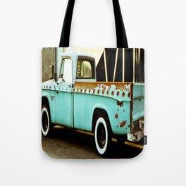 Rusty Dodge (2) Tote Bag