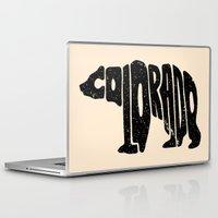 colorado Laptop & iPad Skins featuring Colorado by Jake Martin