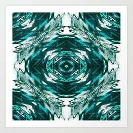 The Native within... Art Print