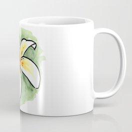 Frangipani 1 Coffee Mug