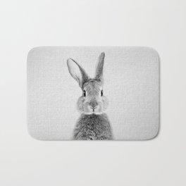 Rabbit - Black & White Bath Mat