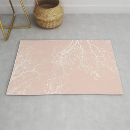 ROSE BRANCHES Rug
