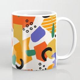 Cut Outs Puzzle Coffee Mug