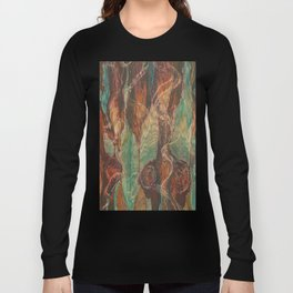 Ecstatic Pelvis (Meat Flame) Long Sleeve T-shirt