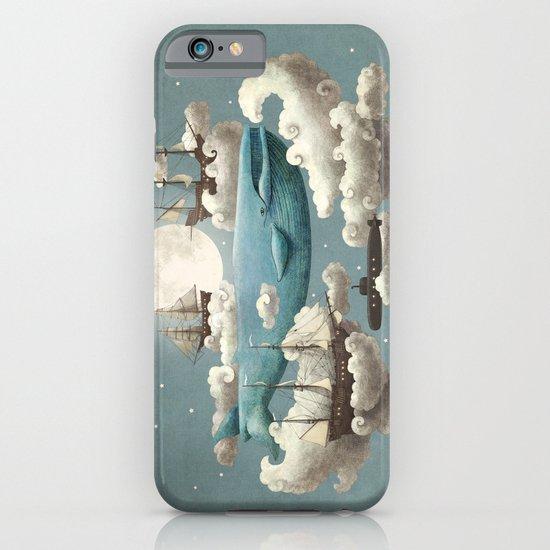 Ocean Meets Sky - colour option iPhone & iPod Case