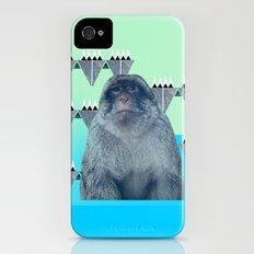 Barbary Ape Slim Case iPhone (4, 4s)