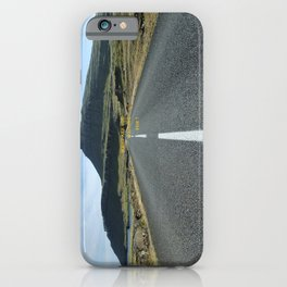 What are you waiting for? iPhone Case
