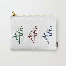 resident evil herbs plants Carry-All Pouch