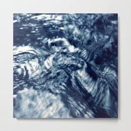 wild water Metal Print