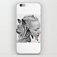 one on one iPhone & iPod Skin