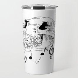 Bearly a Music Box Travel Mug