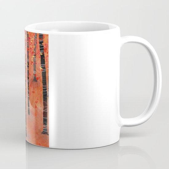 Birches Mug