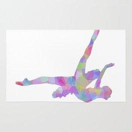 Ballerina Art 2 Rug