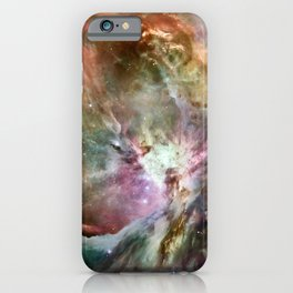 Hubble Space Photo iPhone Case