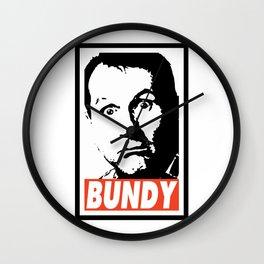 BUNDY Wall Clock