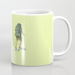 Backpacking: Solitude Coffee Mug