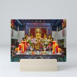Ten Thousand Buddha Pagoda Mini Art Print